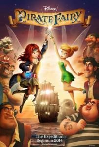 Dzwoneczek i tajemnica piratów (2014) 14.08.2014 Tinkerbell and the Pirate Fairy