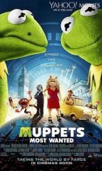 Muppety: Poza prawem(2014) 21.03.2014 Muppets Most Wanted