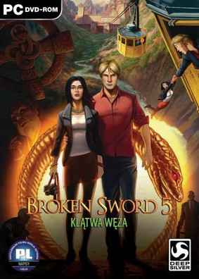 broken-sword-5-klatwa-weza-broken-sword-the-serpents-curse-cover-okladka