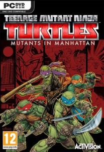 Teenage Mutant Ninja Turtles: Mutants in Manhattan  PC, PS3, PS4, X360, XOne