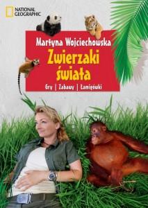 Zwierzaki Świata. Gry, zabawy, łamigłówki  Martyna Wojciechowska # 28.09.2016